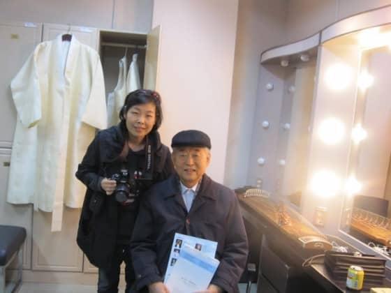 황병기 선생은 성남시립국악단과의 협연을 많이 하셨다.
