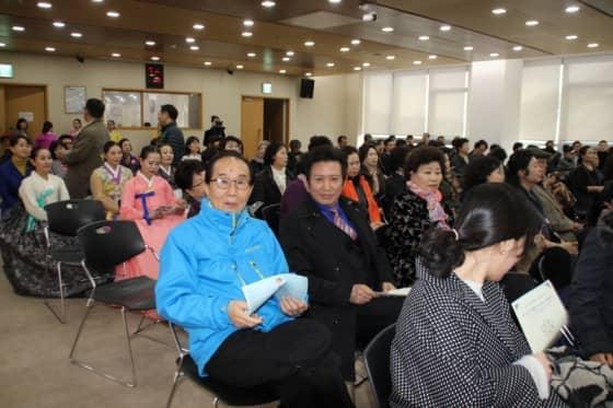 성남영화인협회 김하림 부지부장과 천택근