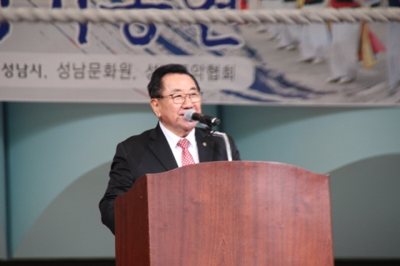 김대진 성남문화원장