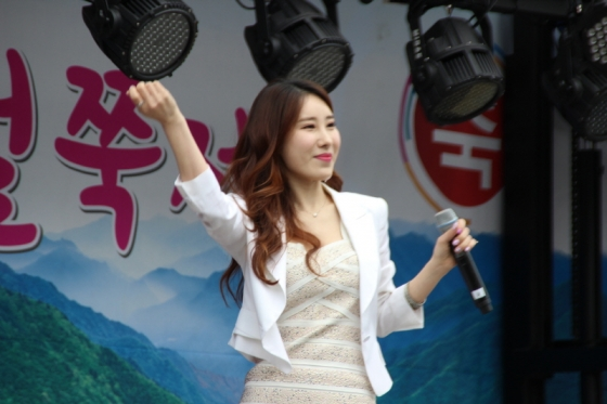 가수 주미