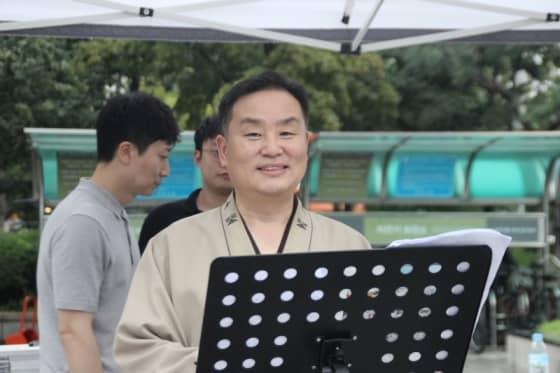 김정진 성남문화원 사무국장